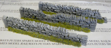 Javis PW1DAM Premier Damaged Roadside Dry Stone Walling - Grey OO Gauge