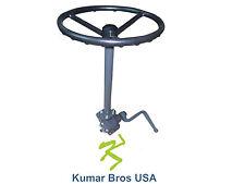 New Kubota Tractor Steering Box Assy With Steering Wheel L175 L185 L245 L225