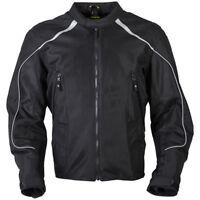 Scorpion EXO Ascendant Textile Motorcycle Jacket Mens
