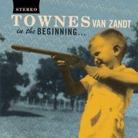TOWNES VAN ZANDT - In the Beginning [CD]