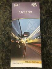AAA ONTARIO Canada North America ROAD MAP 2019-2020 CAA