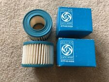 NOS British Leyland Air Pump Filters (2) MGBs, Midgets, Austin Healey Sprite's