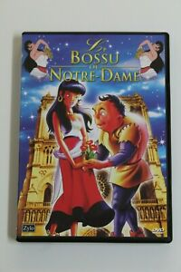 The Slouch Beanie Of Notre-Dame - DVD Animation Version France