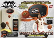 Dwayne Wade Get It Hoops Interactive Backboard with Live Action Sounds New