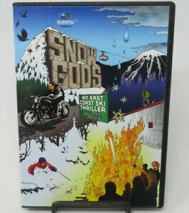 SNOW GODS - EAST COAST SKI THRILLER DVD, 2006 MEATHEADS, JOE MORABITO, WILL WESS