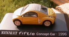 RENAULT FIFTIE CONCEPT CAR 1996 NOREV 1/43 MOUTARDE NEW M6 COLLECTIONS