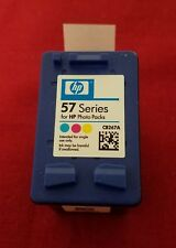 Genuine HP 57 Tricolor Ink Cartridge Warranty 05/2007 No Box F