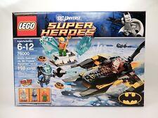 LEGO Super Heroes 76000 - Arctic Batman vs. Mr Freeze: Aquaman on Ice