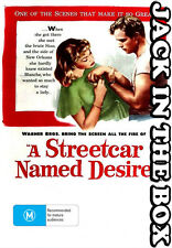 A Streetcar Named Desire DVD NEW, FREE POSTAGE WITHIN AUSTRALIA REGION ALL