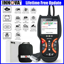 Automotive OBDII EOBD Scanner ABS Battery Test Engine Fault Check Code Reader