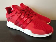 Adidas Men's EQT Support ADV 91-16 Running Shoes Red White Size 12 CQ3002