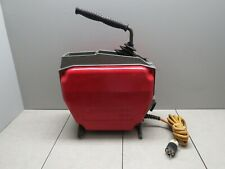 Rothenberger R600 Drain Cleaning Machine Unit Only No Accessories