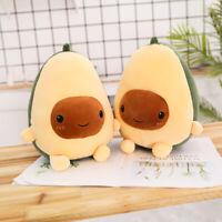 Stuffed Animals Avocado Pillow Kids Cushion Christmas Birthday Gift Plush Dolls