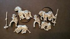 Lord Of The Rings Metal Figure(s), MORDOR MORGHUL KNIGHTS