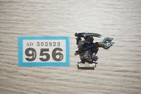 Warhammer Fantasy Chaos Skaven Ratmen Throt The Unclean - Metal LOT 956