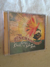 CHICK COREA AND BELA FLECK CD THE ENCHANTMENT 0888072302532 2007 JAZZ