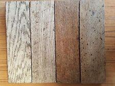 Reclaimed Oak Parquet Flooring per square metre