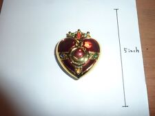 Sailor Moon Makeover Compact Mirror2 Cosmic Heart compact Red