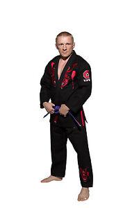 """Brazilian Jiu-Jitsu Anzug TOP TEN """"Samurai"""" 160-200. BJJ Gi. Kimono.Grappling"""