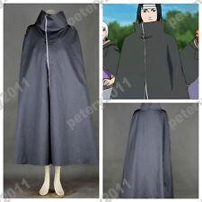 Naruto Anime Cosplay Coat Costumes Uchiha Sasuke Cloak Cosplay Costume