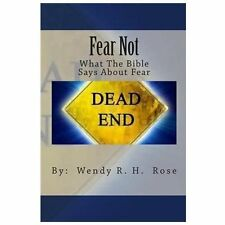 A Part of God's Word for Your Life ShortCut: Fear Not : What the Bible Has to...