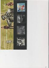 1999 ROYAL MAIL PRESENTATION PACK SOLDIERS TALE MINT DECIMAL STAMPS