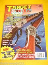TARGET SPORTS - BIANCHI SPORT RIFLE STYLE - JULY 1998