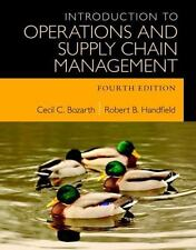 Introduction to Operations and Supply Chain Management 4th Int'l Edition