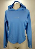 The North Face Womens Flight Series Hoodie Athletic Top Medium Blue Pullover
