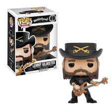 Motorhead Lemmy Kilmister Pop! Vinyl Figure #49