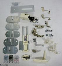 Singer Sewing Machine Attachments - Slant Needle, Feet