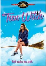 TEEN WITCH (1989 Robyn Lively)   -  DVD - REGION 1 - Sealed