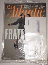 The Atlantic Magazine The Fraternity Problem SEALED March 2014 010417RH