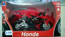 NEW RAY 1:12  MOTO DIE CAST HONDA CBR 600 R 2006 ART 42443