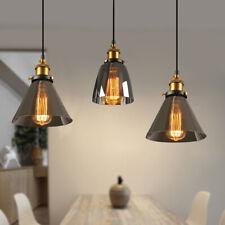 US Retro Industrial Hanging Light Fixture Chandelier Pendant Ceiling Lamp Shade