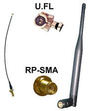 APU/ALIX 5dBi Wireless LAN WLAN Antennenkit Antenne+Pigtail #405018