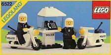 LEGO 6522 - Legoland - Highway Patrol - 1987 - NO BOX