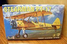 REVELL STEARMAN PT-17 1/48 SCALE MODEL KIT