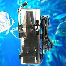 3.5W Aquarium Marine Water Protein Skimmer Pump Filter + Suckers Salt Waterhead