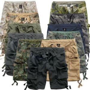 Brandit Urbain Légende Homme Cargo Shorts Bermuda Pantalon Court Short US Army