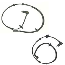 New Front Left & Right ABS Wheel Speed Sensor For Ford Mustang 4.6L V8 SOHC