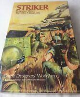 Striker Traveller Miniatures Game Box Set 1st Print 1981 GDW 704 Complete