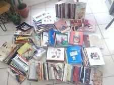 AFFAIRE EN OR Enorme lot 300 catalogues de vente BD Tintin Astérix Artcurial TBE