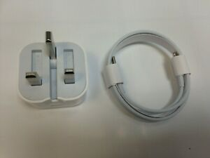  Genuine Apple A2344 20W USB TYPE C Charger UK AirPods iPhone 11 12 13 Pro Max
