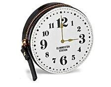NWT KATE SPADE New York ALL ABOARD CLOCK COIN PURSE PWRU3880