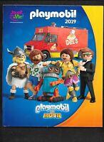 Playmobil - Catalogue 2019 -  Encart catalogue articles complémentaires 40 p -