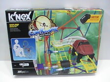 New K'Nex Clock Work Roller Coaster Building Set with Motor Clockwork
