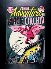 COMICS: DC: Adventure Comics #428 (1973), 1st Black Orchid app - RARE (batman)