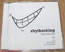 RHYTHMKING WONDER GIRLS YEEUN Think About You K-POP PROMO DIGITAL SINGLE CD