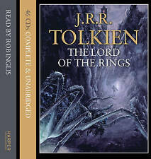 The Lord of the Rings Complete Gift Set: 50th Anniversary by J. R. R. Tolkien (CD-Audio, 2005)
